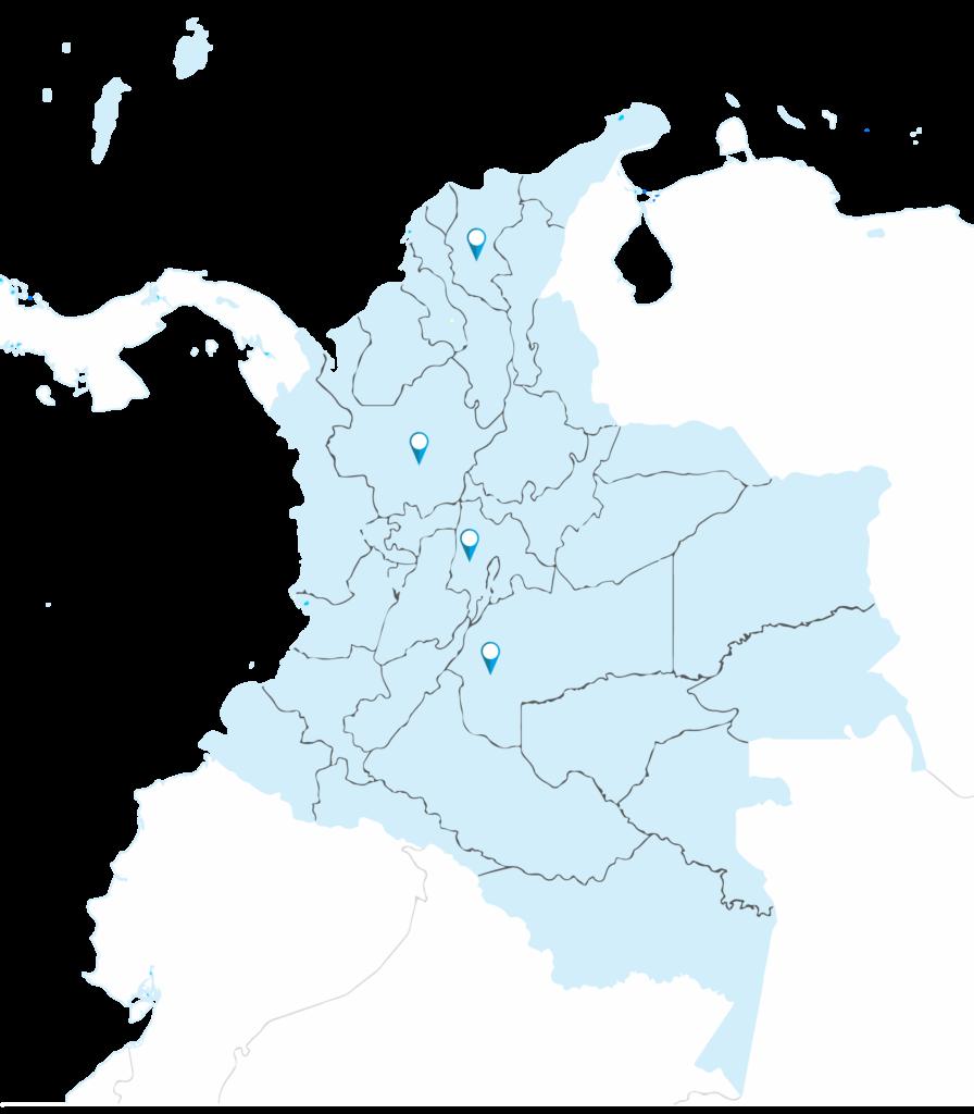 Aliados en Colombia